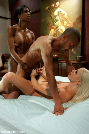 kinky tranny sex orgy
